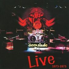 Greenslade - Live 1973-1975 (Live Recording, CD)  NEW AND SEALED