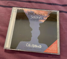 Michael Jackson CD single 6 titres Scream/Childhood USA 49K78001 SONY 1995