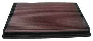 K&N PANEL FILTER for Volvo 760 TURBO A482 **SEE NOTES** KN 33-2043