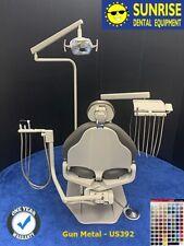 ADEC 1040 Cascade Radius Dental Operatory Package - Dual Touchpads - New Vinyl