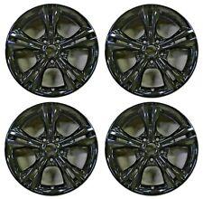 "16"" Ford Focus 2012 2013 2014 Factory OEM Rim Wheel 3878 Gloss Black Set"