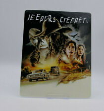 JEEPERS CREEPERS - Glossy Bluray Steelbook Magnet Cover (NOT LENTICULAR)