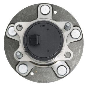 Wheel Bearing and Hub Assembly Rear Moog 512436