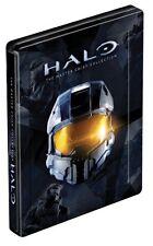 Halo Master Chief Collection Steelbook Case Brand New Collectors Rare Free p&p
