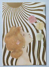 CP - FEMMES AU SOLEIL 2 PAR RAPHAEL KIRCHNER  - ED. DI MARIA - 1984 *