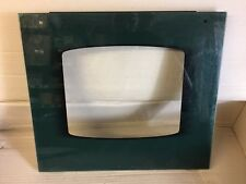 Tricity Bendix Strata Green (No Model Number) oven outer door
