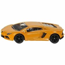 Modellini statici auto da corsa sportive e turistiche giallo per Lamborghini