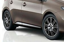 Genuine Toyota Auris 2013  Side Sills (Chrome) PZ49U-E9491-ZB