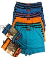Ropa interior boxeres multicolor de poliéster para hombre