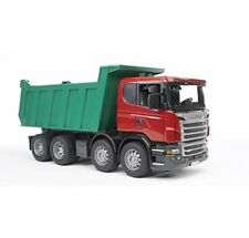 Bruder 3550 - Truck Scania with box tilting