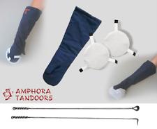 Amphora Tandoor Brotbackset Backset Ofenhandschuh Haken + Schlägel Тандыр Ofen