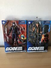 GI JOE CLASSIFIED COBRA COMMANDER + GUNG HO LOT ?? VHTF!!! GIJOE
