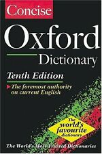 The Concise Oxford English Dictionary,H.W. Fowler, F.G. Fowler, Judy Pearsall