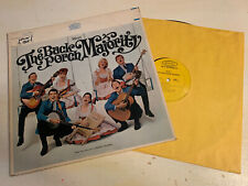 Meet The Back Porch Majority LP Epic Stereo Folk EX!!!