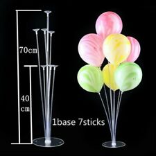 70cm Plastic Balloon Column Stand Balloons Base Wedding Birthday Party Decor
