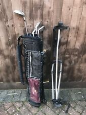 Womens Left Handed Golf Clubs and Golf bag