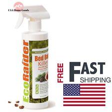 Ecoraider Natural Non Toxic Bed Bug Killer 16 oz Spray Bottle Pest Control