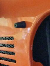 NOS JEEP CJ GLOVE BOX DOOR RUBBER BUMPERS CJ5 CJ6 CJ7 CJ8 Renegade Laredo