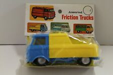 "Hong Kong Plastic: ""Commer Pick-Up"" - Blue/Yellow (UNOPENED/MADE IN HONG KONG)"
