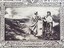 Jewish National Fund Keren Kayemet Antiques Judaica Israel Palestine Jewish Art