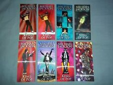 MICHAEL JACKSON THIS IS IT RARE TICKET COMPLETE COLLECTION 8 LENTICULAR TICKETS