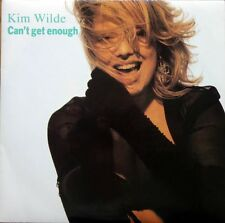 """Kim Wilde 7"""" Can't Get Enough (Of Your Love) - France"""