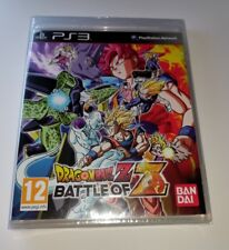 DRAGONBALL Z BATTLE OF Z PS3 NUOVO SIGILLATO UK PAL SONY PLAYSTATION 3 DRAGON BALL X