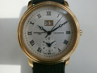Frederique Constant FC-325, Big Date/Dual Time, cal. based on ETA 2892, Swiss