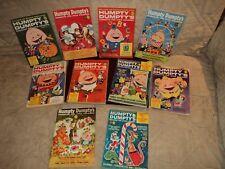 Vintage 1963-65 Humpty Dumpty's Children Books (10 Total)