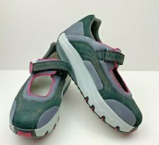 MBT Physiological Footwear Womens Shoes Size 8.5 Gray and Pink