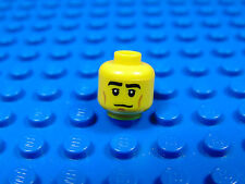 LEGO-MINIFIGURES SERIES 10 X 1 HEAD FOR THE BASEBALL PLAYER FROM SERIES 10 PARTS