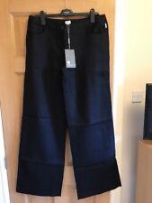 Musto Linen Trousers Size 14 Long BNWT