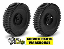2 New Drive Wheels Repl Ayp Poulan Craftsman Lawnmowers 180767 180775 532180767