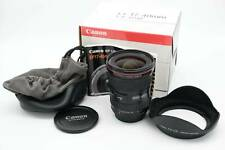 Canon EF 17-40mm f/4L USM Lens VERY GOOD Condition