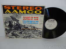 SONS OF THE SOUTH MARCHING BAND Songs Of The Confederacy AAMCO STEREO ALS 101 NM