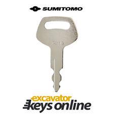 Sumitomo & Case S450 Excavator Key Excavator Grader