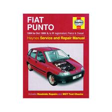 Manuals/Handbooks Fiat Paper Car Service & Repair Manuals