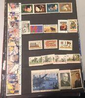 1973 MNH Commemorative Year Set,1475-1508