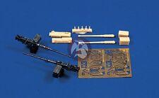 Verlinden 1/35 .50 Caliber (.50 Cal) Machine Guns (2 pieces) [Resin with PE] 372