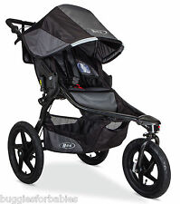 BOB 2016 Revolution Pro Jogging Stroller - Black - New! Item U631856