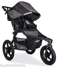 BOB 2016 Revolution Pro Jogging Stroller - Black - New! Item U631856