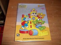 Muppet Babies Thinking And Sorting PC CD ROM Ages 2-5 Kids Brighter Minds NEW