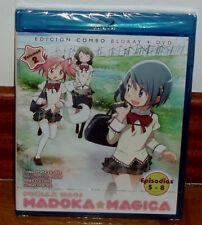 PUELLA MAGI MADOKA MAGICA VOLUMEN 2 CAP. 5-8 BLU-RAY+DVD PRECINTADO (SIN ABRIR)