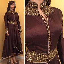 *Readymade*ASIAN,Lehenga,Gown,Anarkali,Salwar SUIT.UK Size:12(bust-40,length-56)