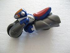 Transformers RID Playskool GoBots Go Bots Cop-Bot Motorcycle Bike