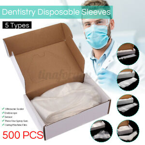 500PC Dental Disposable Intraoral Intra Oral Camera Sheath Cover Sleeve Cover ❤