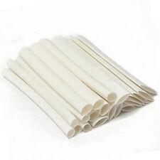 20pcs White Assortment Heat Shrink Tubing Kit Tube Sleeving Wrap Wire 6.4-12.7mm