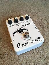 Joyo Classic Flanger True Bypass Guitar Pedal