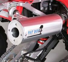 Fat Boy4 4-Stk Complete Exhaust System (STD) Honda TRX450R '06-'16