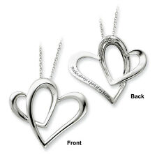 Silver A Part of My Heart Mother's Necklace Jewelry, Fashion Mother Jewelry